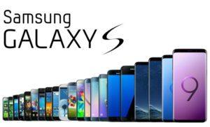 Samsung S series